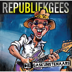 Republiekgees - Various Artists (CD)