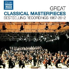 Great Classical Masterpieces 1987-2012 - Various Artists (CD)