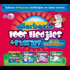 Allerbeste Loof Liedjies & Stories - Various Artists (CD)
