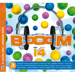 BoOoM 14 - Various Artists (CD + DVD)