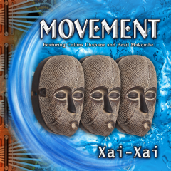 Movement - Xai-xai (CD)
