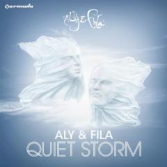 Aly & Fila - Quiet Storm (CD)