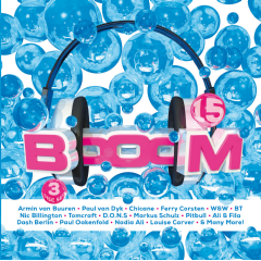 BoOoM 15 - Various Artists (CD + DVD)