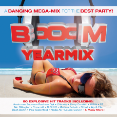 BoOoM Yearmix 13/14 - Various Artists (CD)
