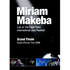 Makeba, Miriam - Live At The Cape Town International Jazz Festival (DVD)