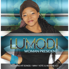 Lumodi - Woman President (CD)