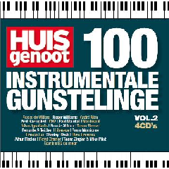 Huisgenoot-100 Instrumentele Gunst.2 - Various Artists (CD)
