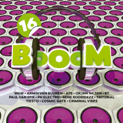 BoOoM 16 - Various Artists (CD)