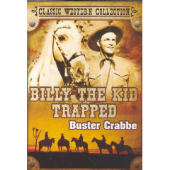Billy The Kid Trapped (DVD)