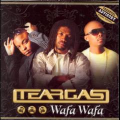 Teargas - Wafa Wafa (CD)