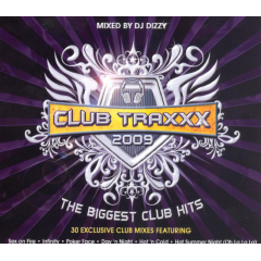Club Traxxx 2009 - Various Artists (CD)