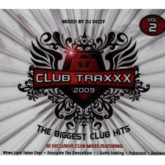 Club Traxxx - 2009 Vol.2 - Various Artists (CD)