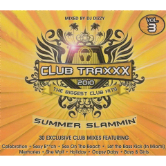 Club Traxxx Summer Slamming - Various Artists (CD)
