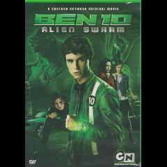 Ben 10 Alien Swarm (DVD)