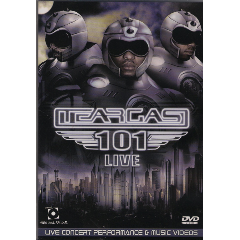 Teargas - Teargas 101 Live (DVD)