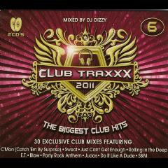 Club Traxxx - Vol.6 Mixed By DJ Dizzy - Various Artists (CD)