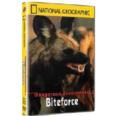 National Geographic - Bite Force - (DVD)