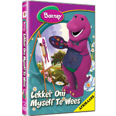 Barney - Lekker om Myself te wees (DVD)