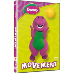Barney Movement (DVD)