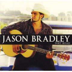 Bradley, Jason - Dirt Road (CD)