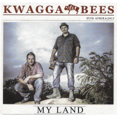 Kwagga Bees - My Land (CD)