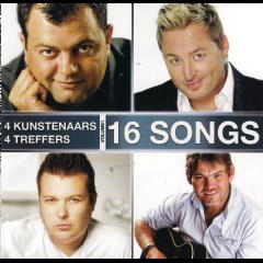 16 Songs - Vol.1 - Various Artists (CD)