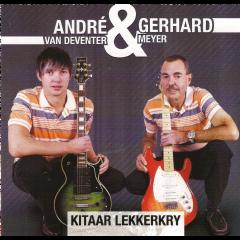Van Deventer, Andre / Gerhard Meyer - Kitaar Lekkerkry (CD)