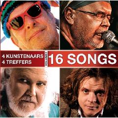 16 Songs 4 Kunstenaars 4 Treffers - Vol.2 - Various Artists (CD)