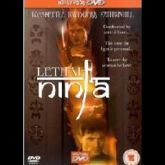 Lethal Ninja - (DVD)
