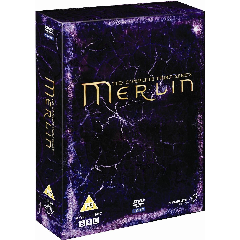 The Adventures of Merlin Season 3 (DVD)