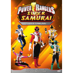 Power Rangers - Super Samurai (DVD)