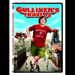 Gulliver's Travels (2010)(DVD)
