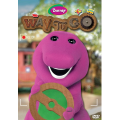 Barney -Way to go (DVD)