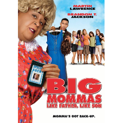 Big Mommas 3 Like Father, Like Son (DVD)