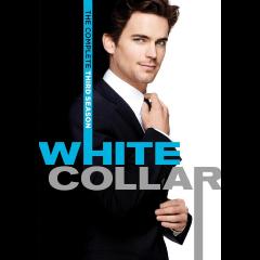 White Collar Season 3 (DVD)
