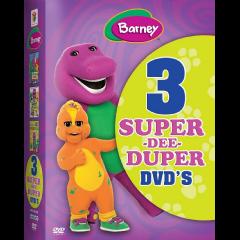 Barney 3 Dvd Box Set Dvd Buy Online In South Africa Takealotcom