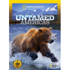 National Geographic: Untamed Americas (DVD)