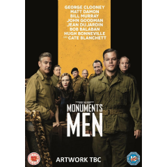 The Monuments Men (DVD)