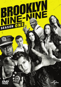 Brooklyn Nine-Nine Season 1 (DVD)