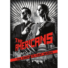 The Americans Season 1 (DVD)