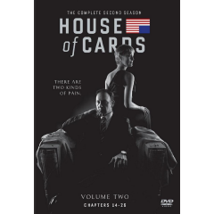 House Of Cards Season 2 (DVD)