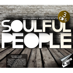 Various Artists - Soulful People (CD)