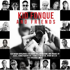 Kid Fonque - Kid Fonque & Friends (CD)