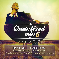 Quantized Mix 6- DJ QT (CD)