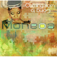 Moneoa - Coming From Going To (CD)