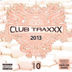 Club Traxxx - Vol.10 - Various Artists (CD)