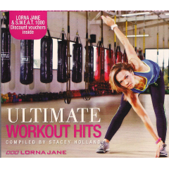 Workout Crew - Lorna Jane Ultimate Workout Hits (CD)