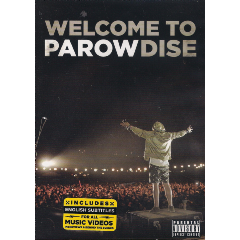 Parow, Jack - Welcome To Parowdise (DVD)