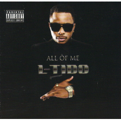 L-tido - All Of Me (CD)
