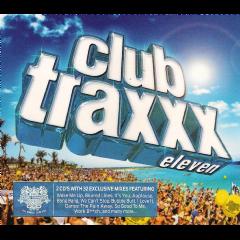 Club Traxxx - Vol.11 - Various Artists (CD)